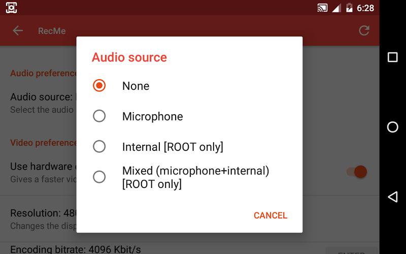 RecMe Screen Recorder Screenshot 11