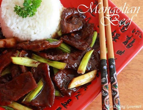 P.f. Chang's Mongolian Beef Copycat Recipe