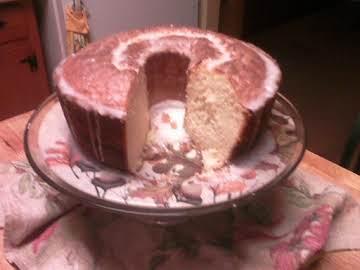 BRENDA'S POUND CAKE