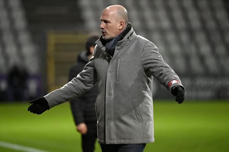 """Philippe Clement est heureux de la victoire mais: """"Mignolet a été très important"""""""