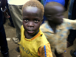 Photo: Southern Sudanese child
