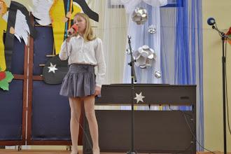 """Photo: III Wojewódzki Konkurs Kolęd i Pastorałek """"Zaśpiewajmy Kolędę Jezusowi"""" w Czarnej Białostockiej - K.Bagińska"""