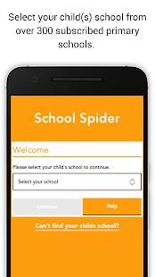 School Spider - náhled