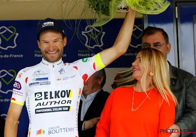 Jan Barta wint proloog in Ronde van Hongarije