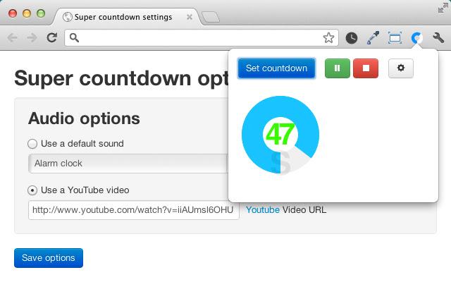 Super countdown