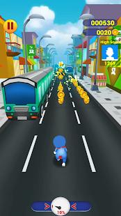 Subway Doraemon City Runner - náhled