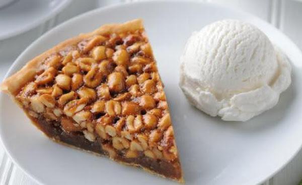Peanut Pie Recipe