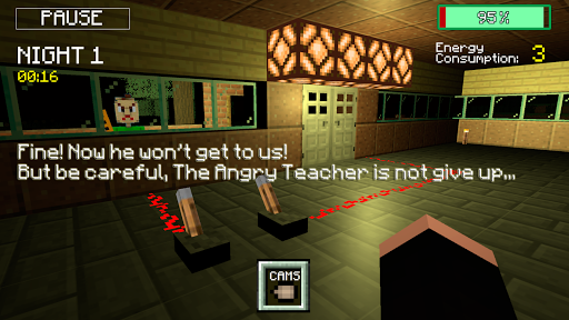 Five Nights at Scary Teacher 2.1 screenshots 7