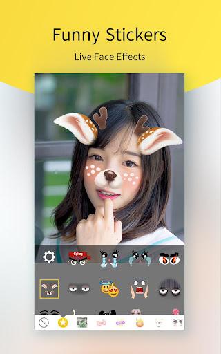 Camera360 - Selfie, Funny Stickers Cam Screenshot