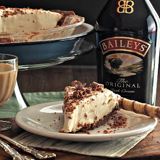 Tasty Baileys Dream Pie Dessert.