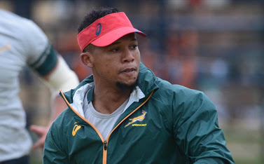Elton Jantjies. Picture: BACKPAGEPIX