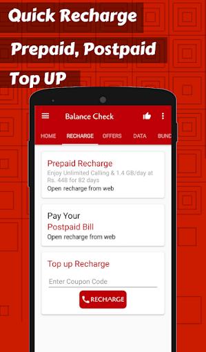 app for recharge & balance check screenshot 2
