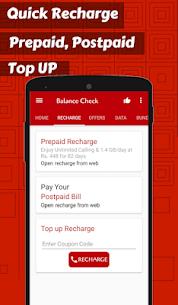 App for Recharge & Balance Check 2