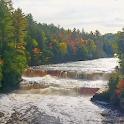 waterfall video wallpaper - tahquamenon waterfalls icon