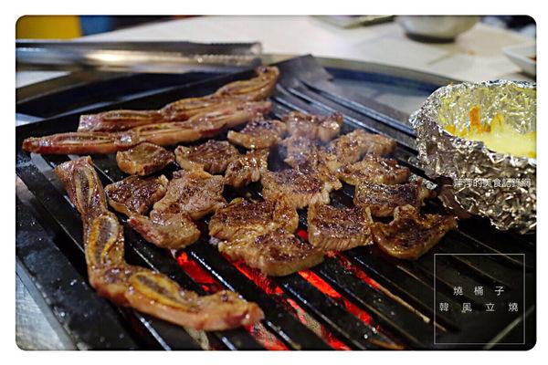 燒桶子 韓風立燒 ~東區韓式燒烤/桌邊服務❤️用汽油桶來烤肉太酷了- 捷運忠孝敦化站