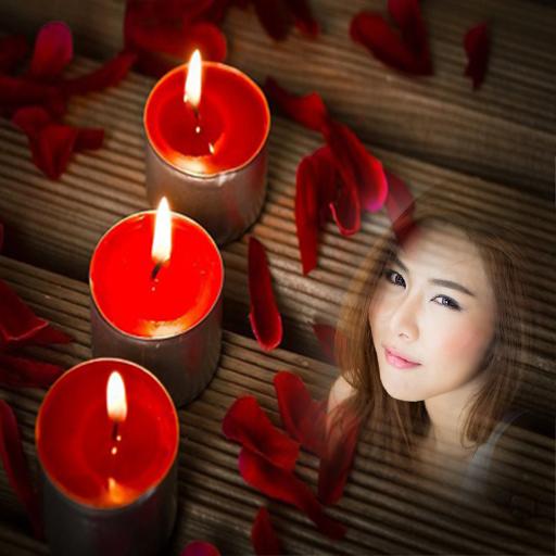 47494fd61 candle flame light photo frame costume editor - التطبيقات على Google Play