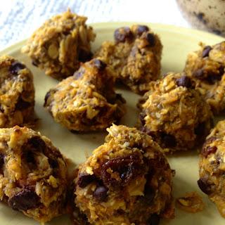 Chocolate Pumpkin Chia Seed Cookies