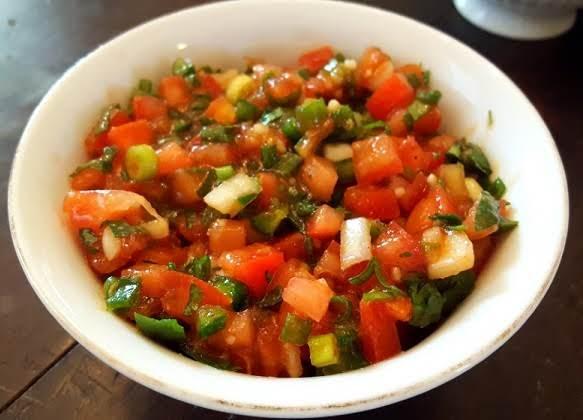 Chunky Homemade Salsa Recipe