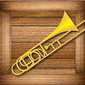 Toddlers Trombone icon