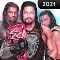 WAStickerApps - Roman Reigns stickers for WhatsApp icon