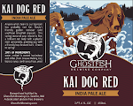 Ghostfish Kai Dog Red IPA
