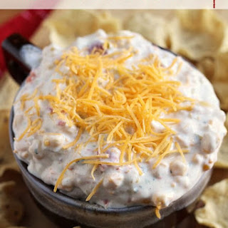 Kickin' Ranch Corn Dip