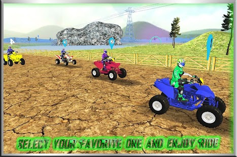 Quad Bike Racing Mania 3d Android Apps On Google Play