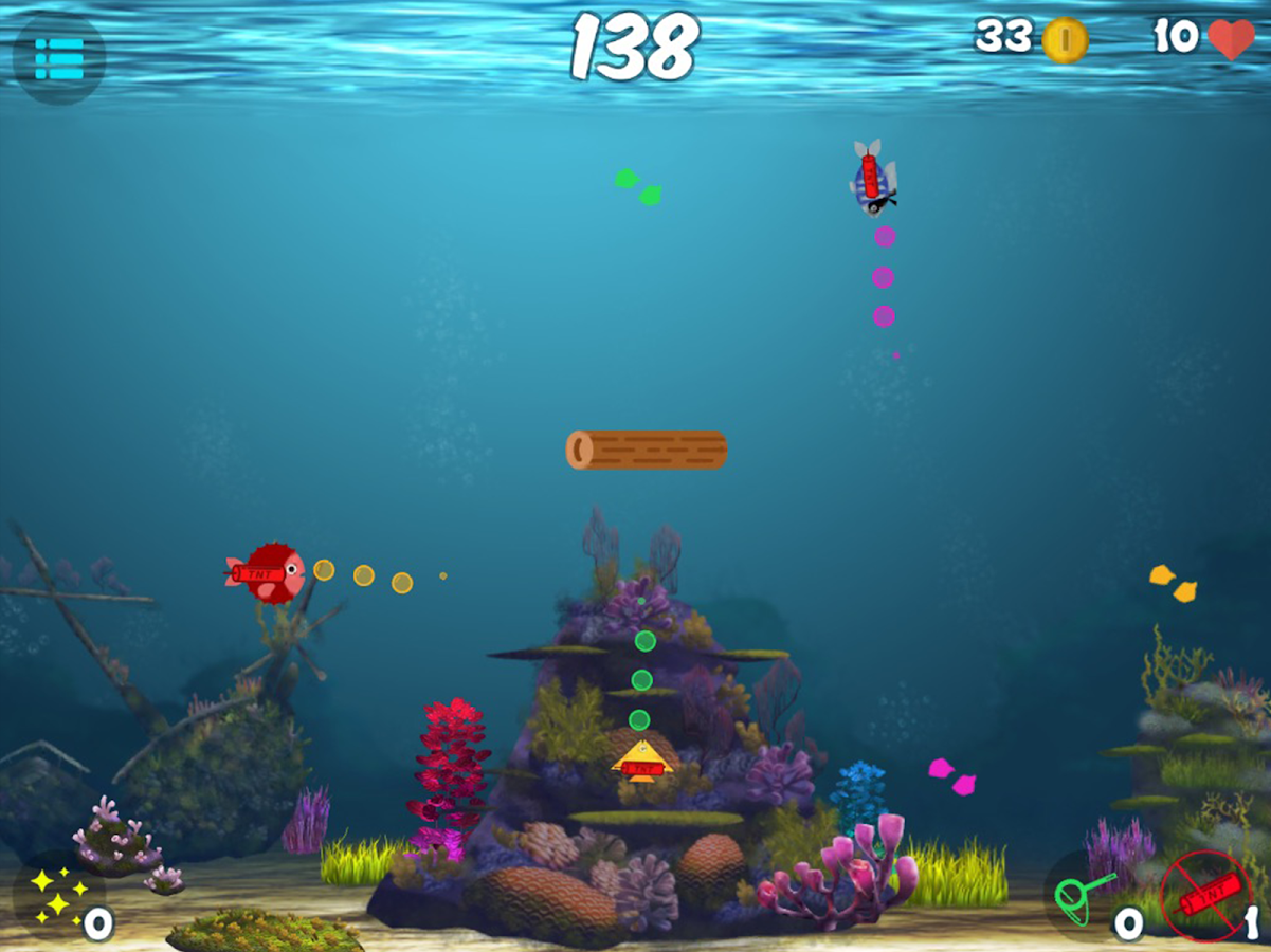 Don't Kill The Fish- screenshot
