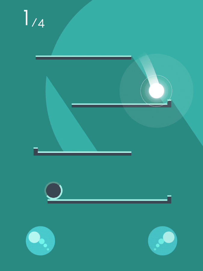 HOLE. - simple puzzle game- screenshot