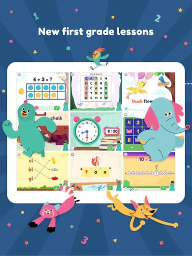 Khan Academy Kids: Free educational games & books 3.5.3 screenshots 17