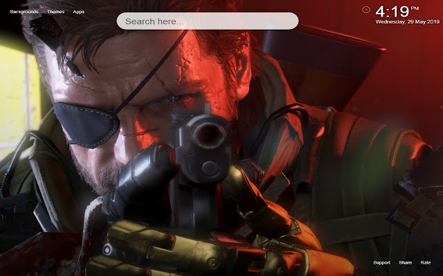 Metal Gear Solid HD Wallpapers&Themes