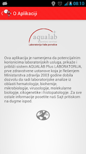 AQUALAB- screenshot thumbnail
