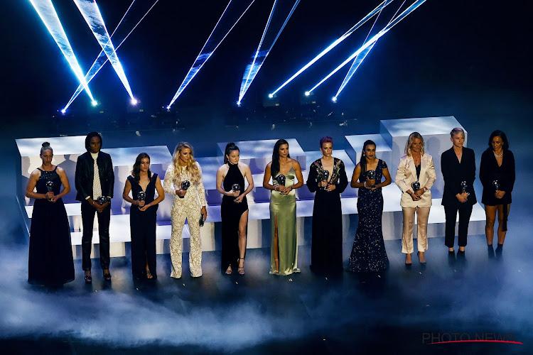 Deze elf staan in het vrouwenelftal van het jaar