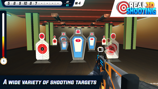 Real Shooting 3D android2mod screenshots 2