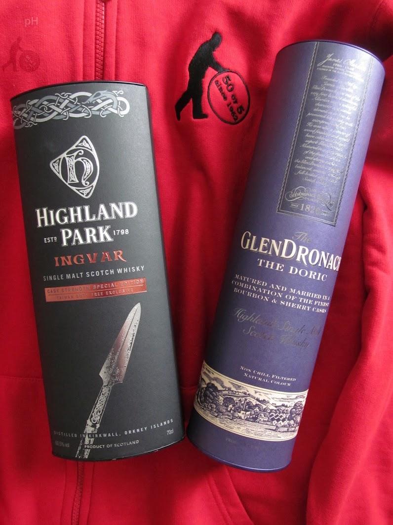 HP Ingvar, Glendronach the Doric