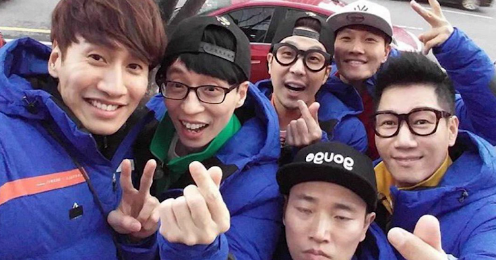 8 best running man