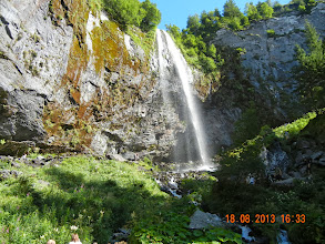 Photo: La grande cascade