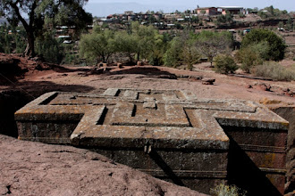 Photo: Chiesa, Lalibela