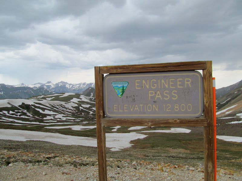 Photo: Engineer Pass