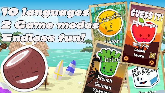 Guess it! Language Trivia 1