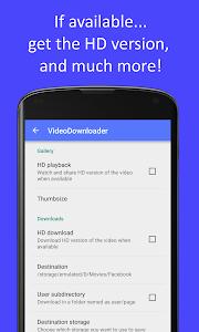MyVideoDownloader for Facebook v2.2.0