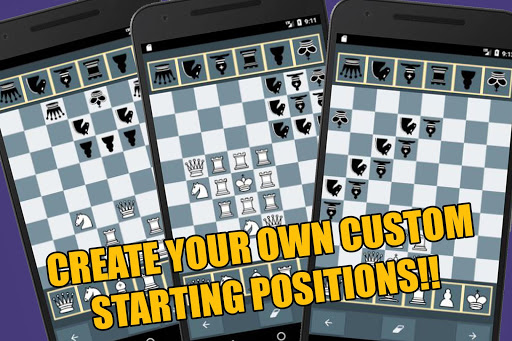 Chessboard: Offline  2-player free Chess App apktram screenshots 3