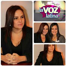 Photo: En el programa de tv #LaVozLatina
