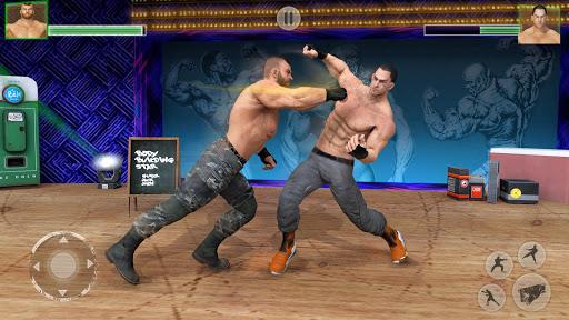 Bodybuilder Fighting Club 2019: Wrestling Games screenshots 2