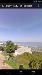 Street View on Google Maps- screenshot thumbnail