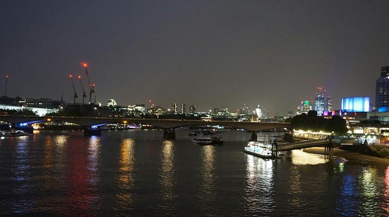 Londra vista dal Tamigi  di patsie_1506