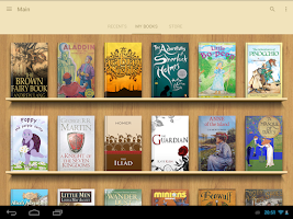 Screenshot of eReader Prestigio: Book Reader
