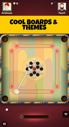 Carrom Royal - Multiplayer Carrom Board Pool Game apktram screenshots 5