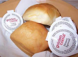 Golden Corral Rolls