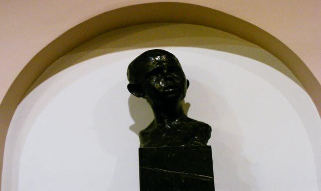 BRANCUSI ZAMBACCIAN MUSEUM BUCHAREST